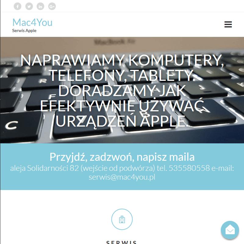 Naprawa iPod - Warszawa